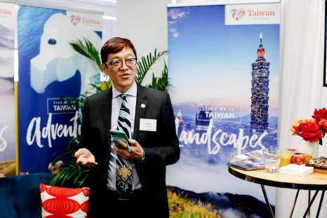 Taiwan Tourism Visitor Information Centre opening [3]