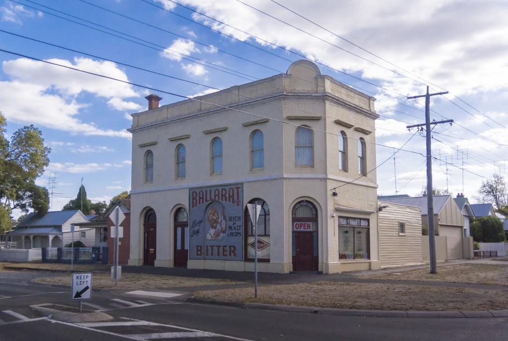 Former Public House, Ballarat, Australia