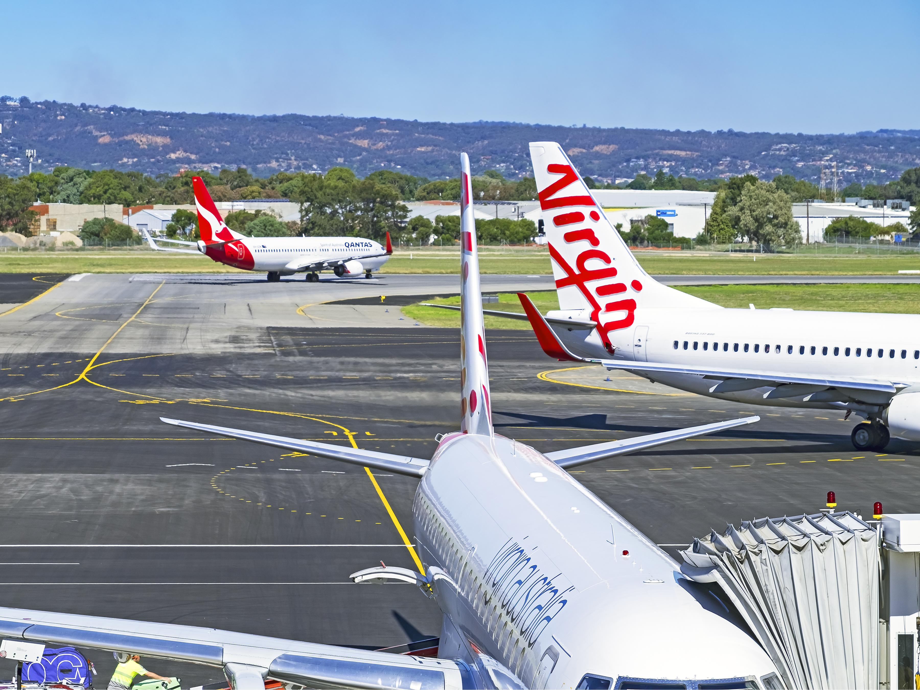 """Virgin mocks Qantas with """"Huge news"""" billboard – Travel Weekly"""