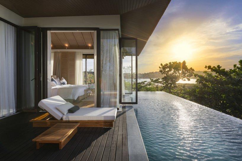 Cape Fahn Hotel - Deluxe Pool Villa