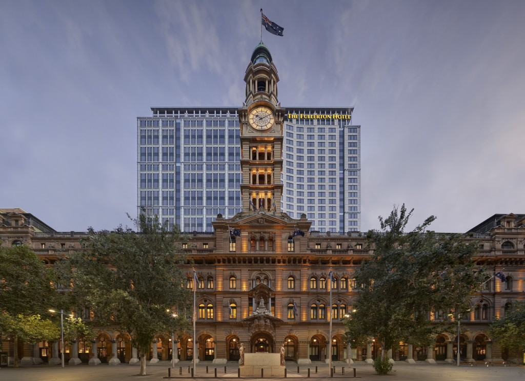 The Fullerton Sydney