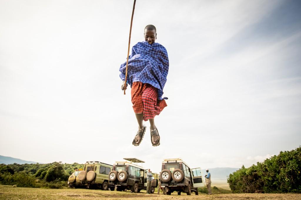Africa, Tanzania, Gibb's Farm