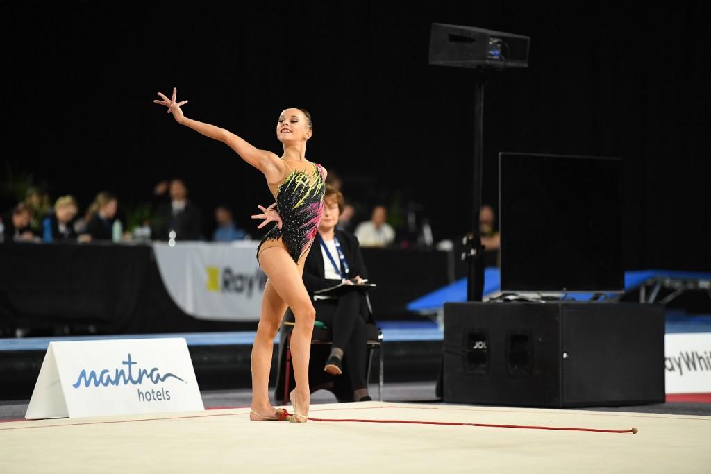 Gymnastics Australia 01JUN19-12532
