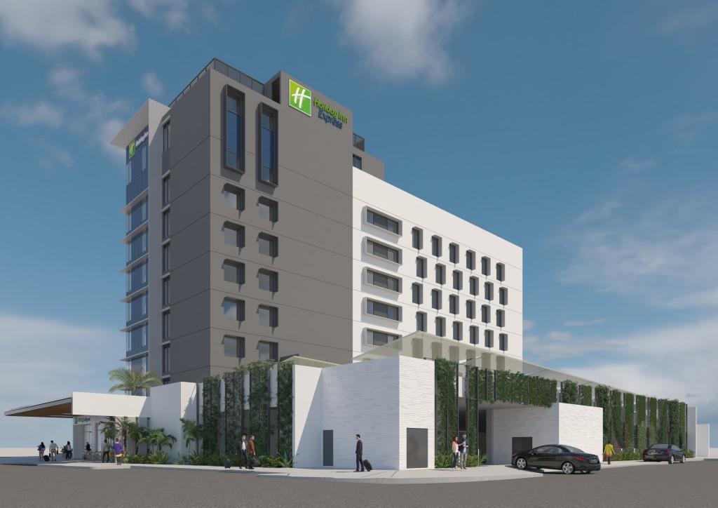 Holiday Inn Express Hotel & Suites Sunshine Coast