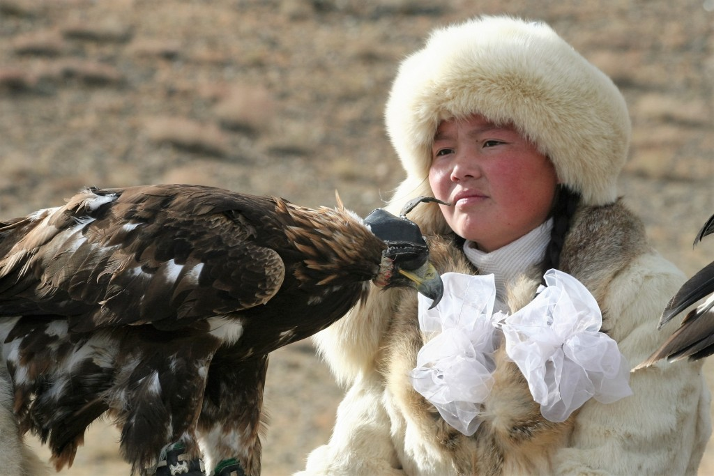 Golden Eagle Festival Mongolia