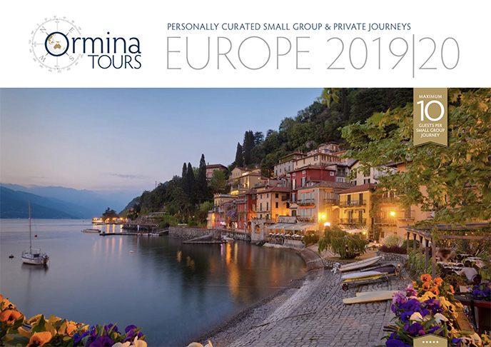 Ormina Tours Brochure 2020 landscape