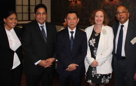Royal Brunei Airlines Brisbane launch