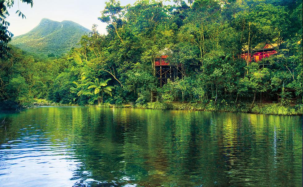 Silky Oaks Lodge, Daintree Rainforest