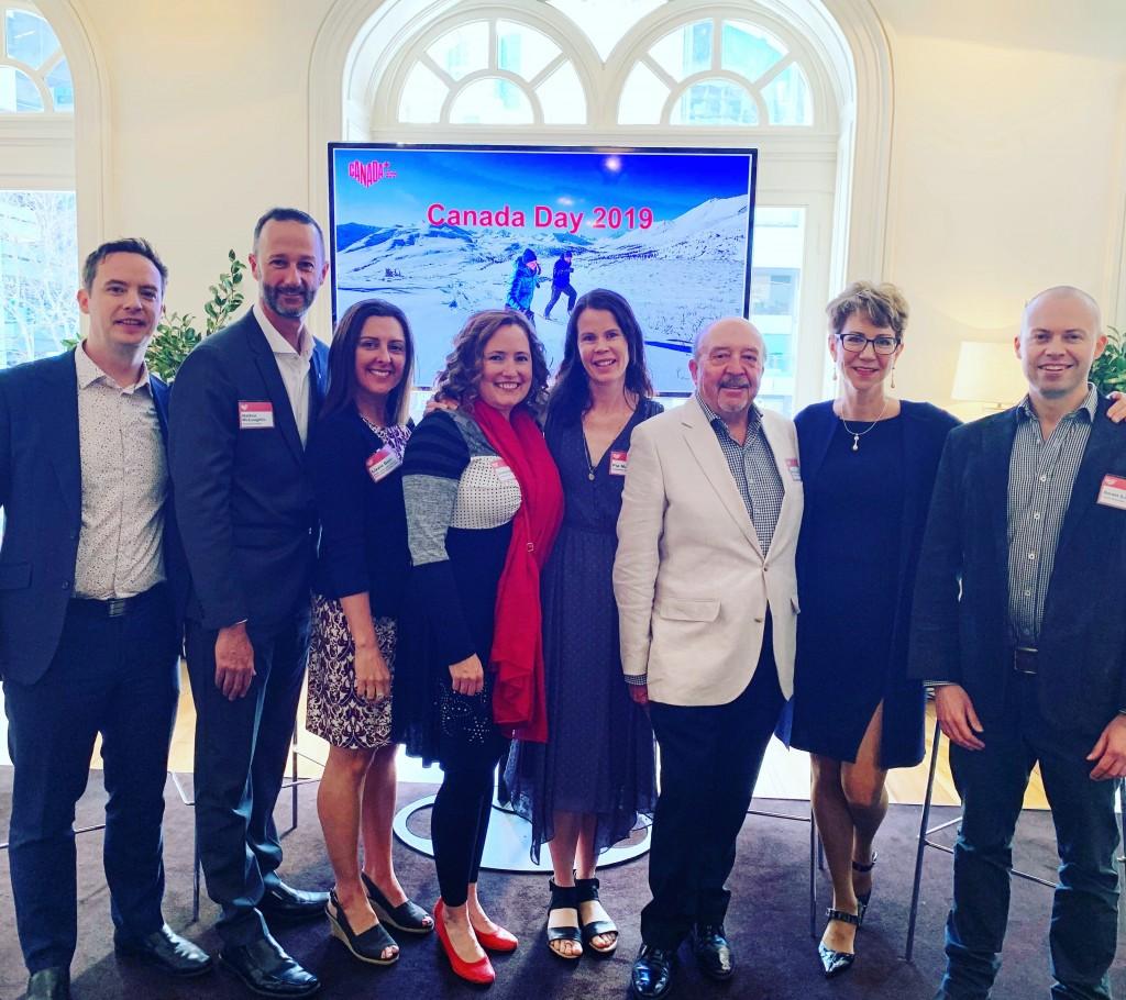 Team Canada_Canada Day 2019