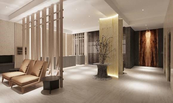 The Prince Akatoki London Lobby