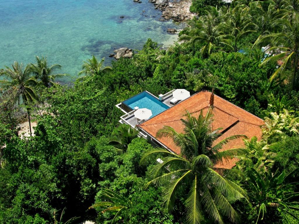 Trisara - Ocean Front Pool Villa (1) Small