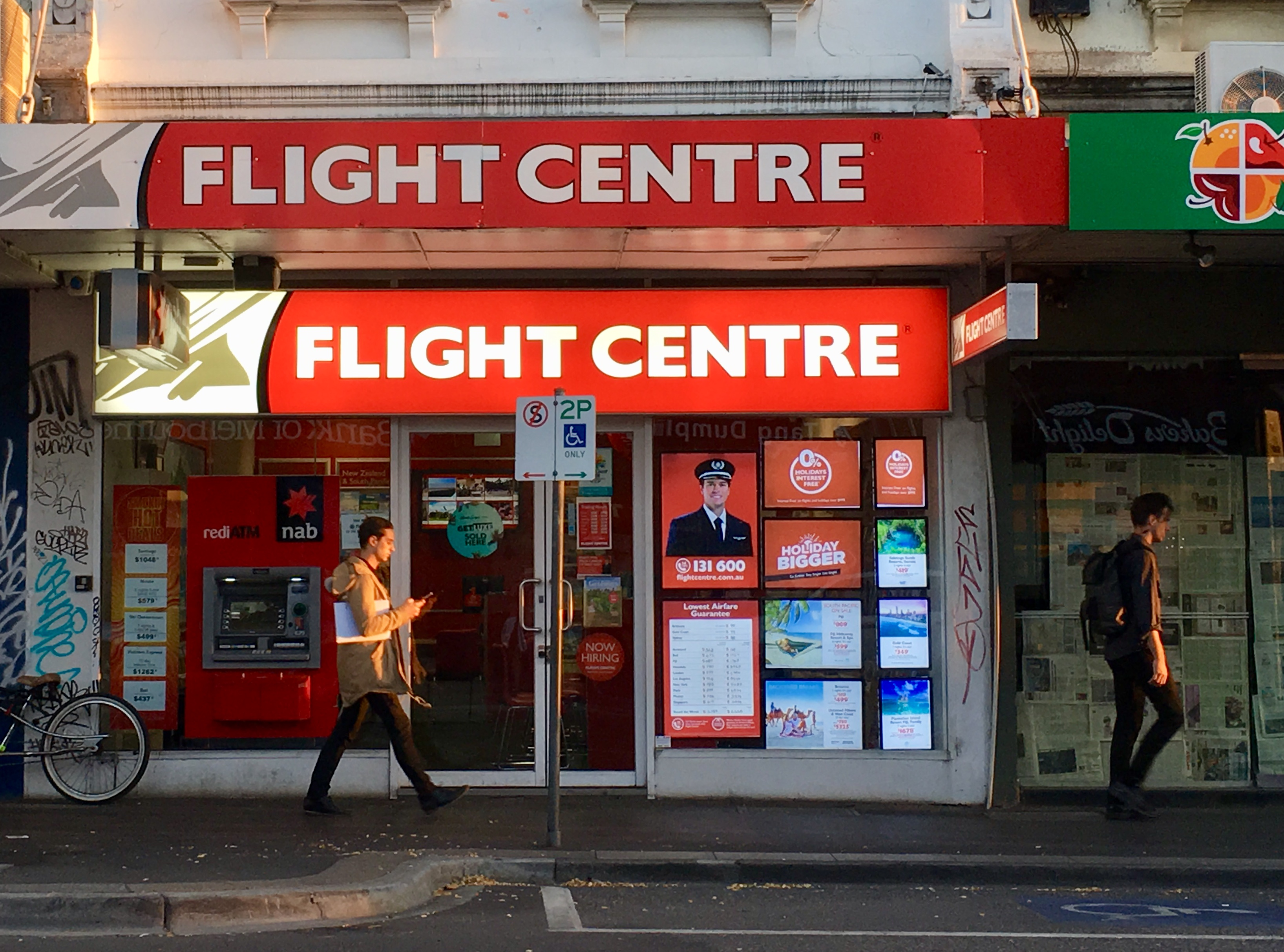 Flight Centre hits back at union over underpayment scandal
