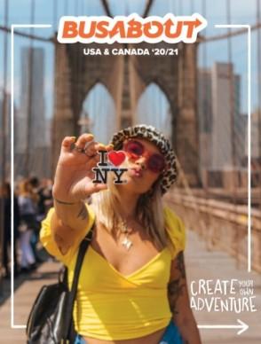 Busabout USA & Canada 2020