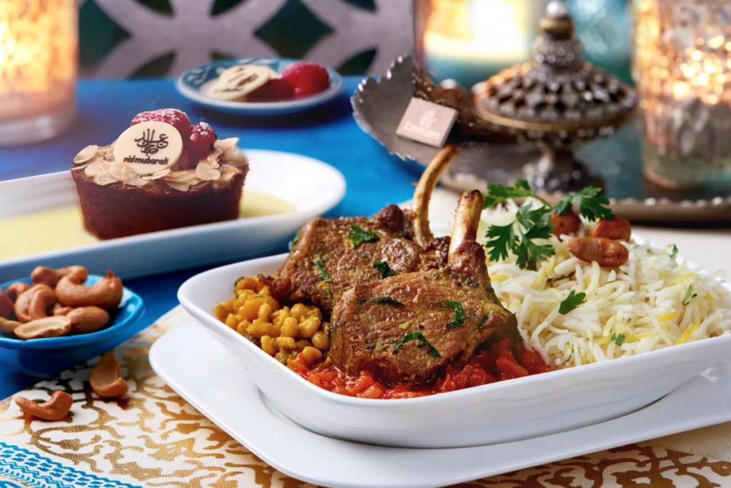 Lamb Ouzi (Emirates)