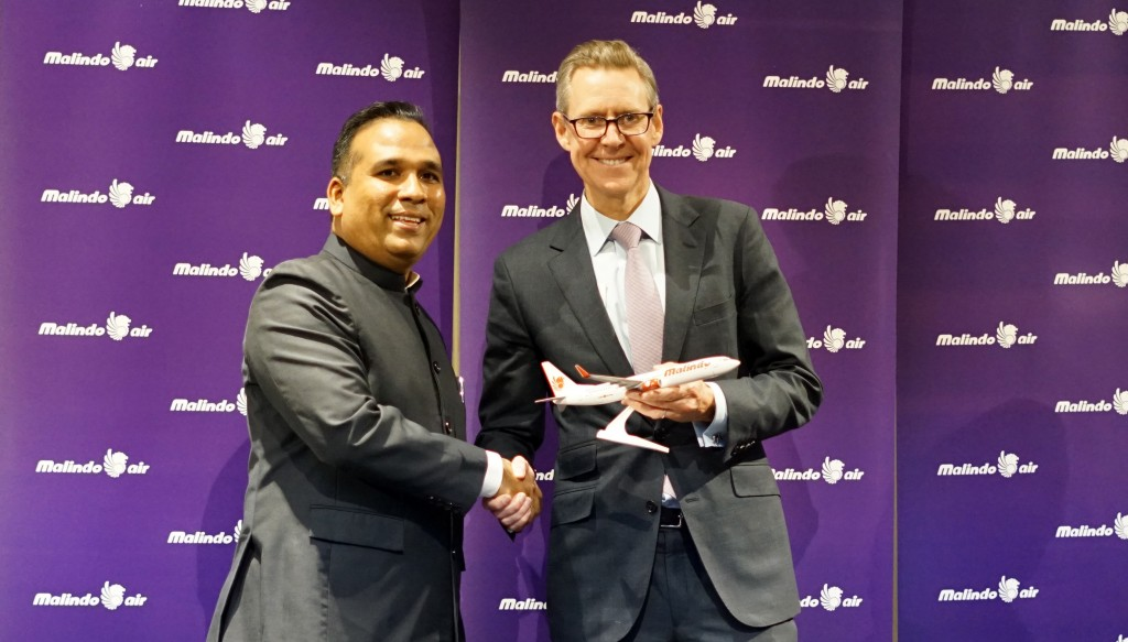 Malindo Air Sydney launch event