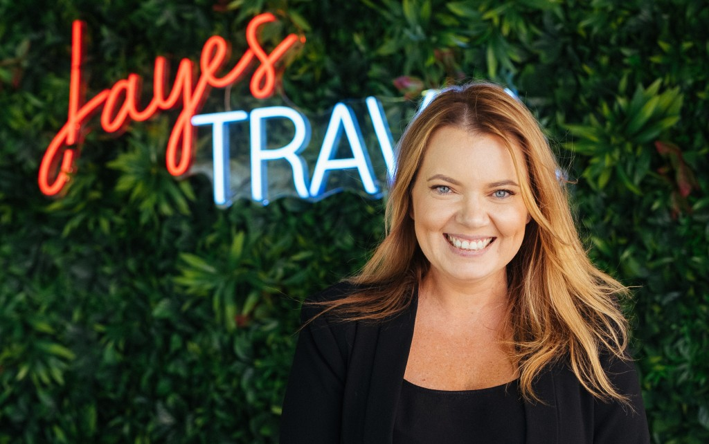 Michelle Barker from Jayes Travel