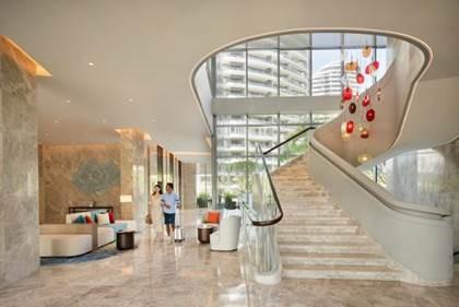 Oakwood apartment Sanya, China