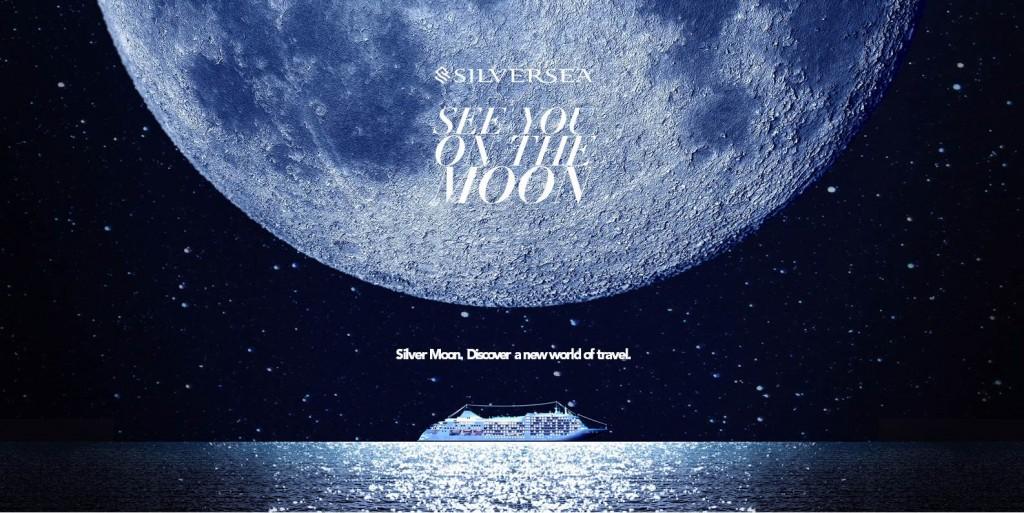 Silver Moon key visual