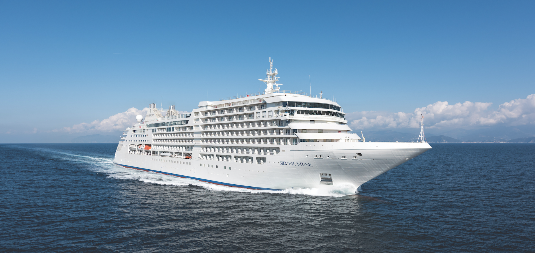 FINAL CALL: Register now for Silversea's webinar to learn what's new + the chance to win big!