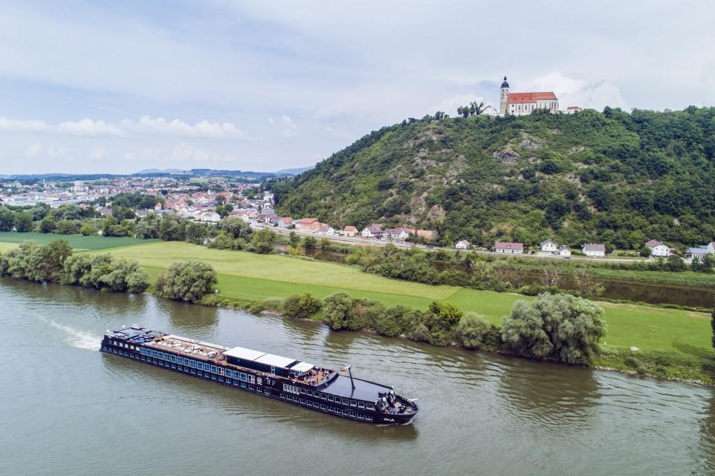 U River Cruises -- The Danube Flow