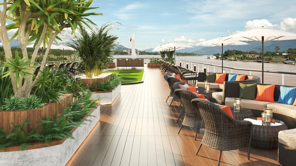Victoria Mekong deck
