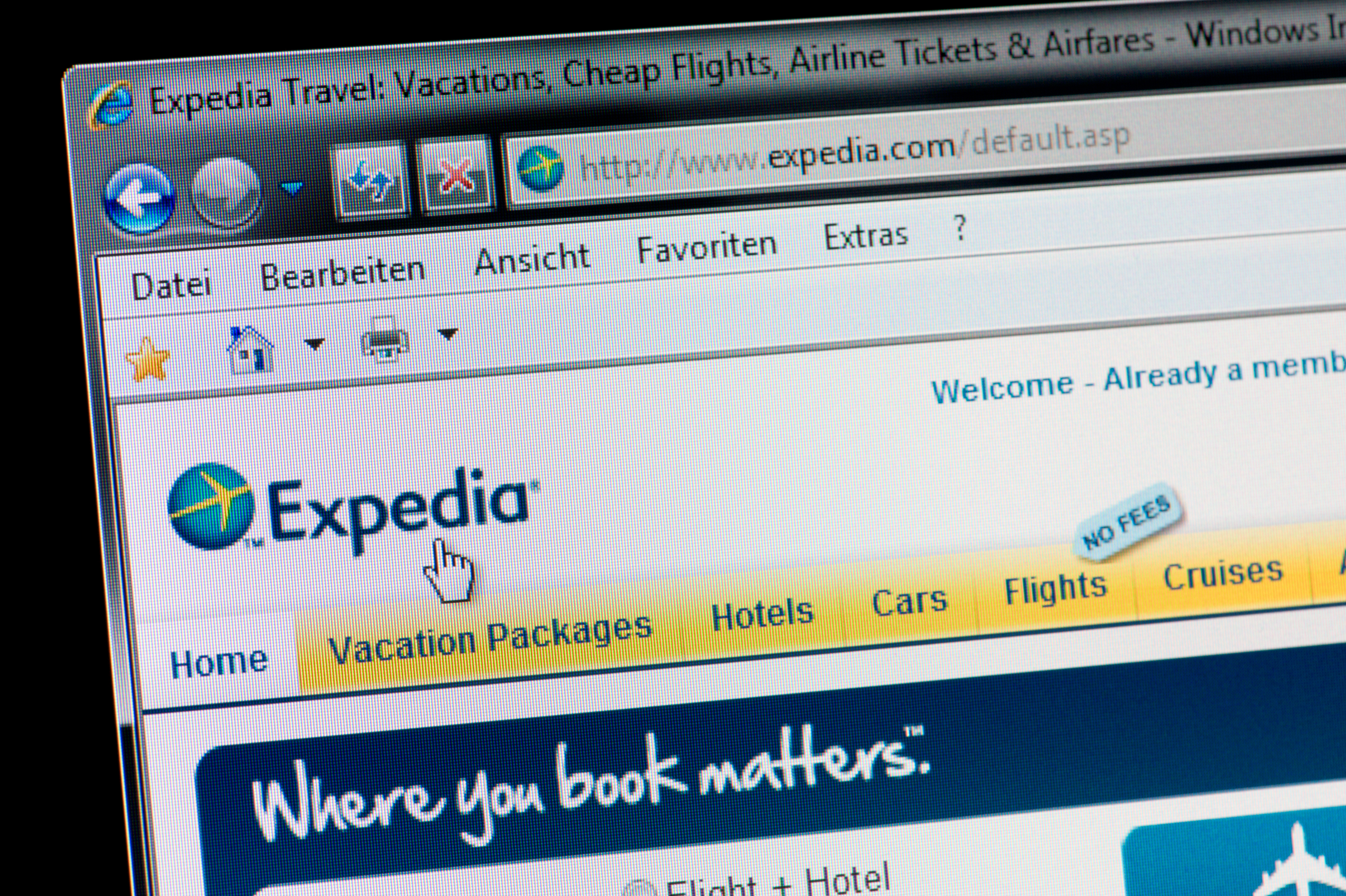 Expedia celebrates milestone of 15 million bookings – Travel