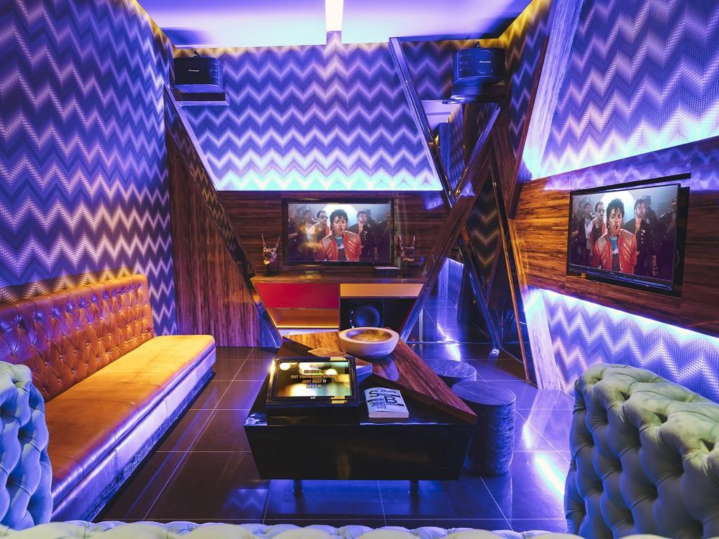 12. Villa Kayajiwa - Stylish karoke room