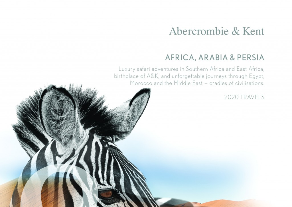 Africa Arabia and Persia 2020 Cover