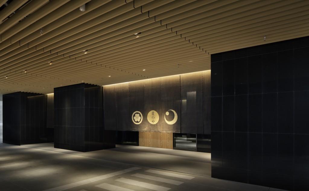 HOSHINOYA Tokyo Entrance underground (1)