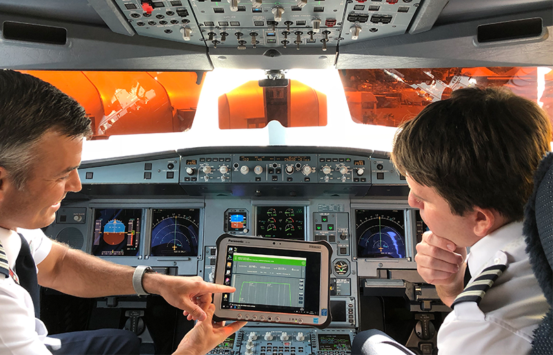 Hawaiian Airlines pilots using PACE