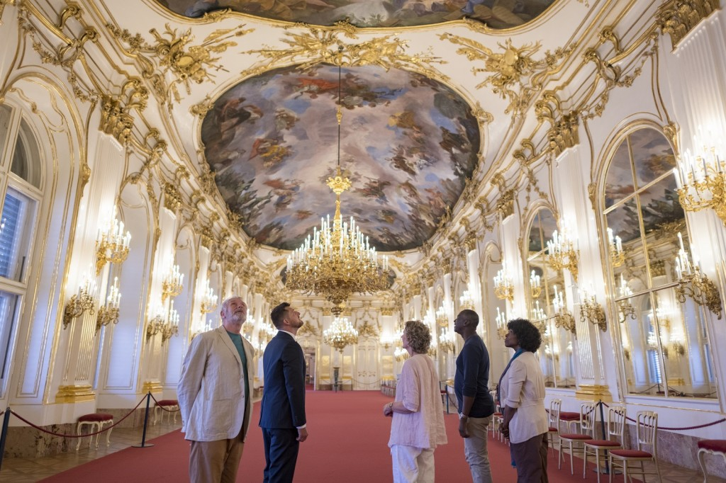 A Luxury Gold trip at the Schönbrunn Palace in Vienna (Insight Vacations)