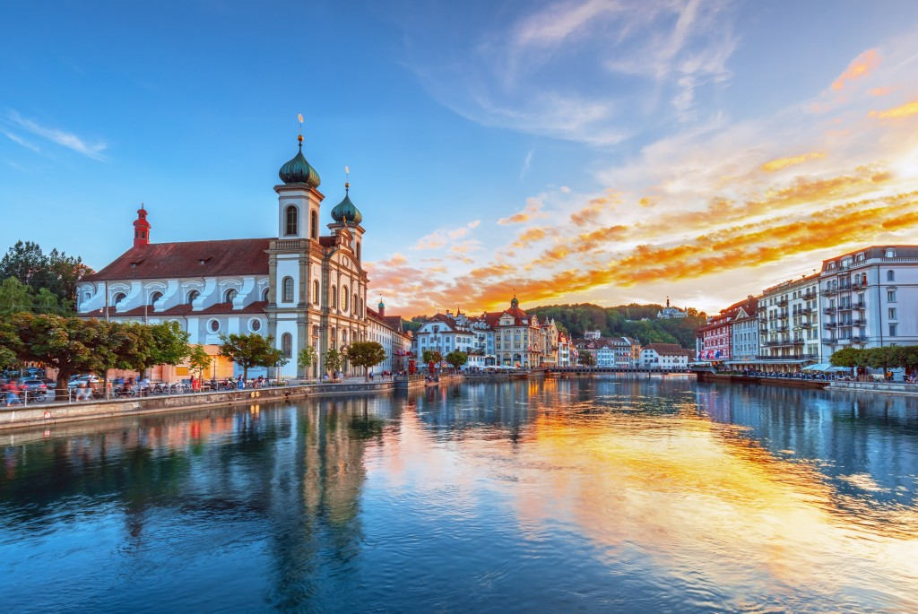 Lucerne, Switzerland (Seabourn Journeys)