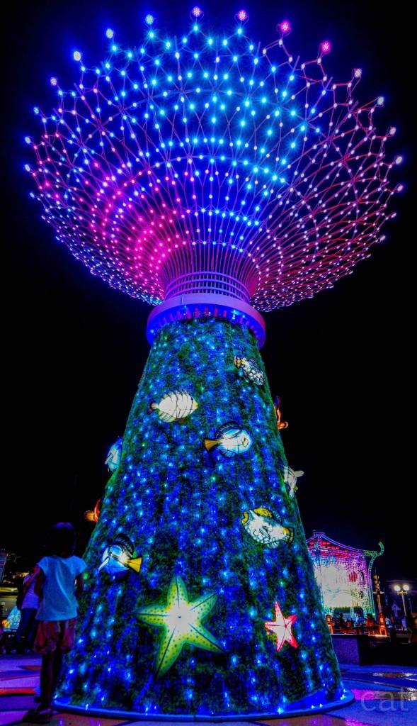 Penghu Light Festival, Taiwan