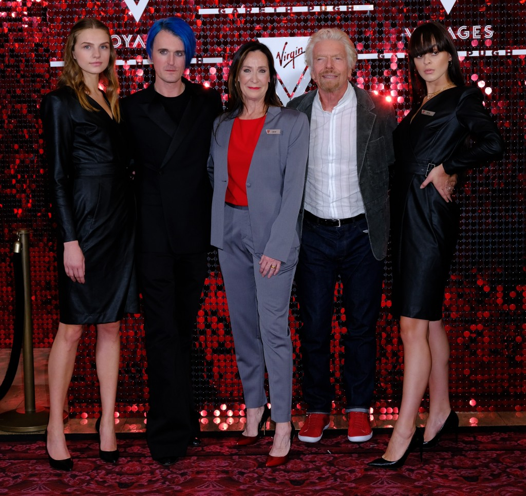 Virgin Voyages And Gareth Pugh Collaboration Launch Party