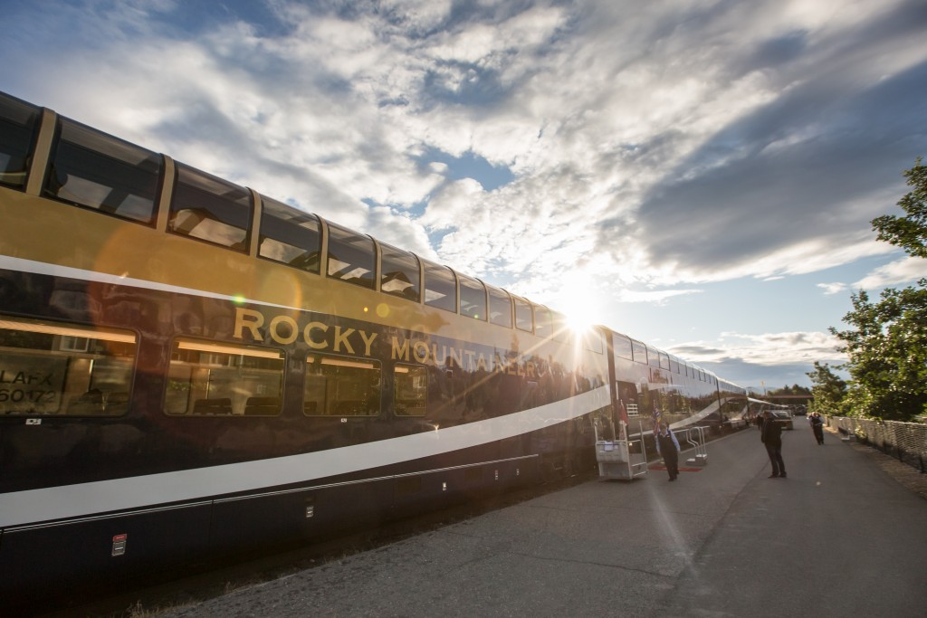 Image: Supplied by Rocky Mountaineer