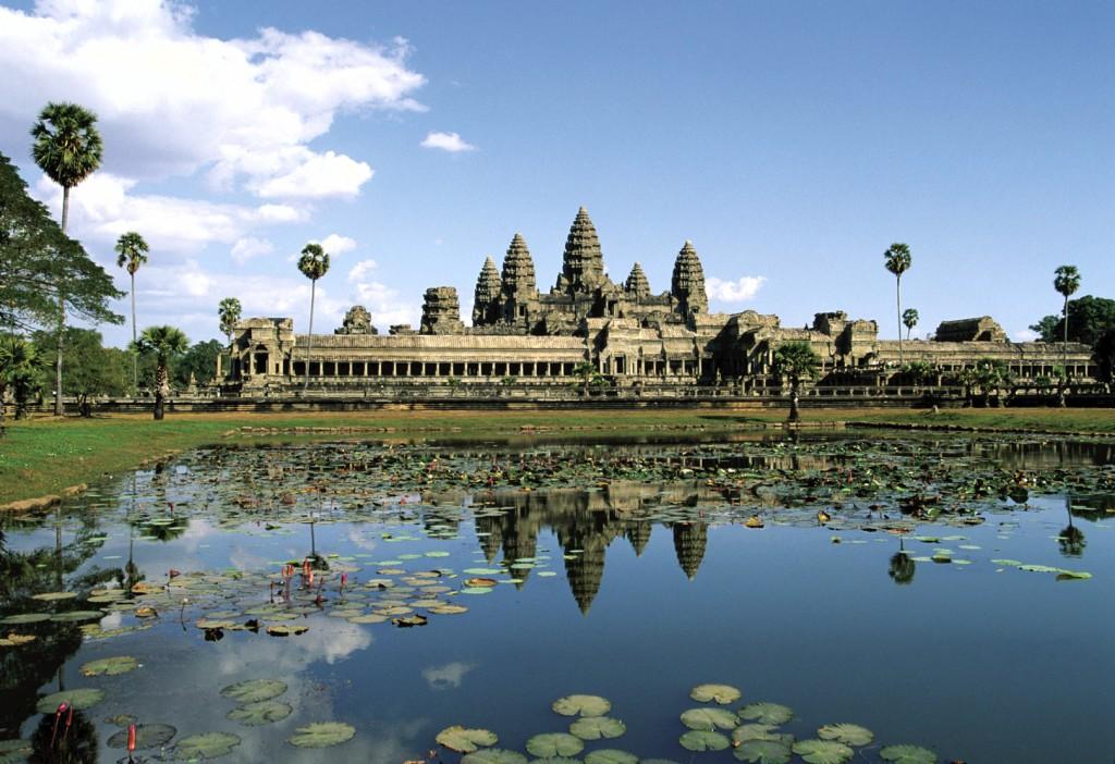 Seabourn Angkor-Wat