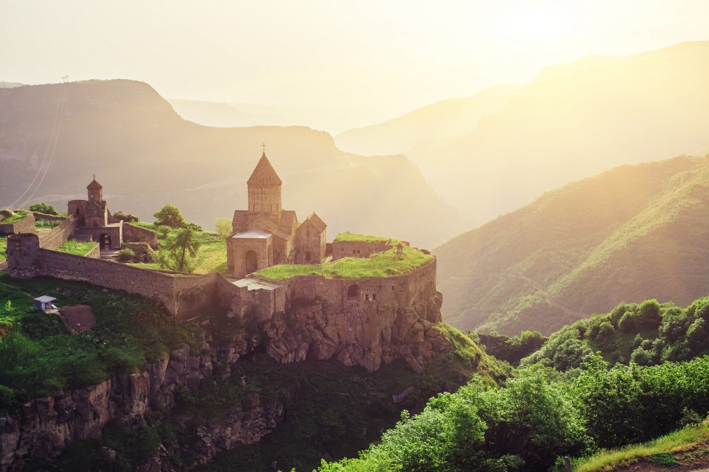 "Image: 'Georgia and Armenia Uncovered"", supplied by The Travel Corporation"