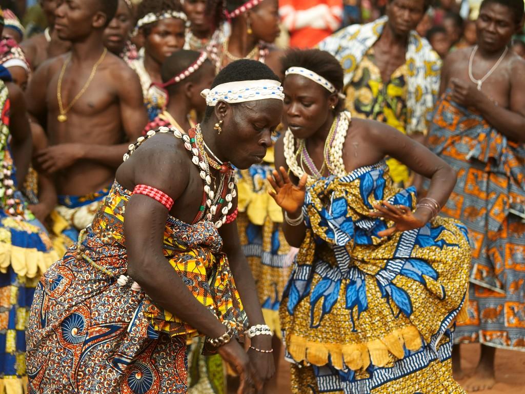 Voodoo Festival in Allada, Benin