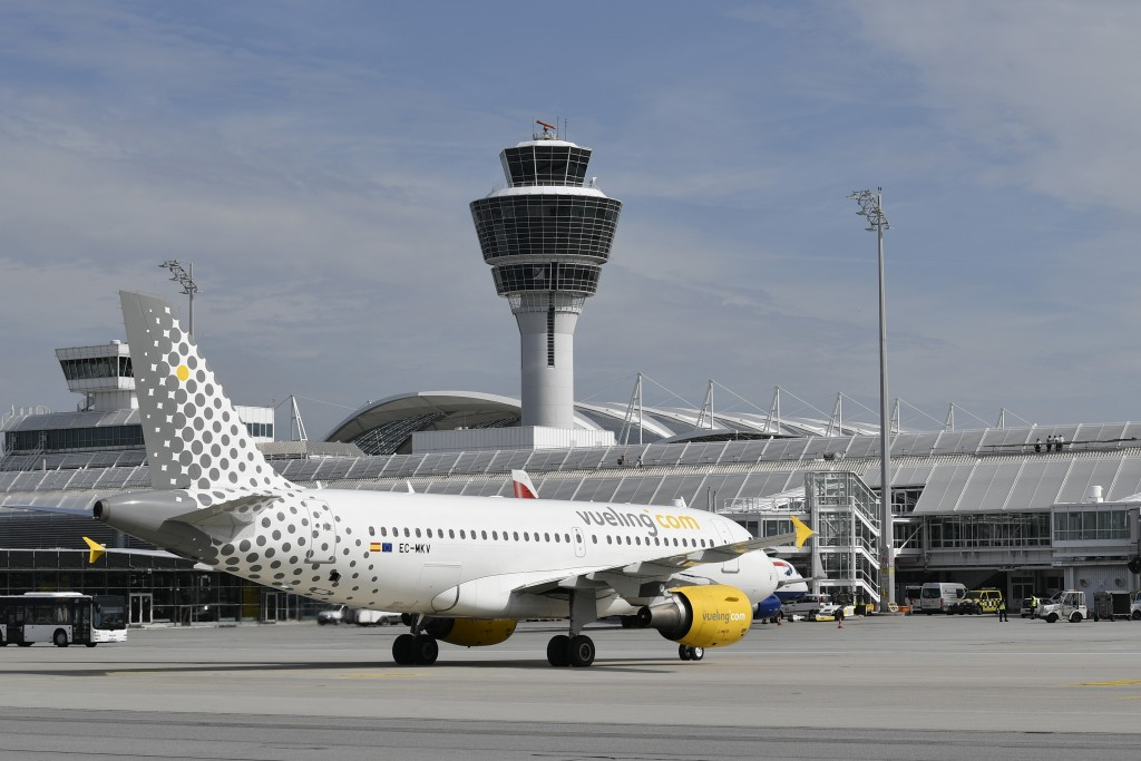 Image: Supplied by Munich Airport