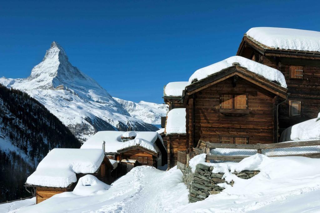 Zermatt by Andreas Gerth (Switzerland Tourism)