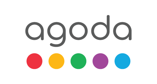 Agoda's new logo