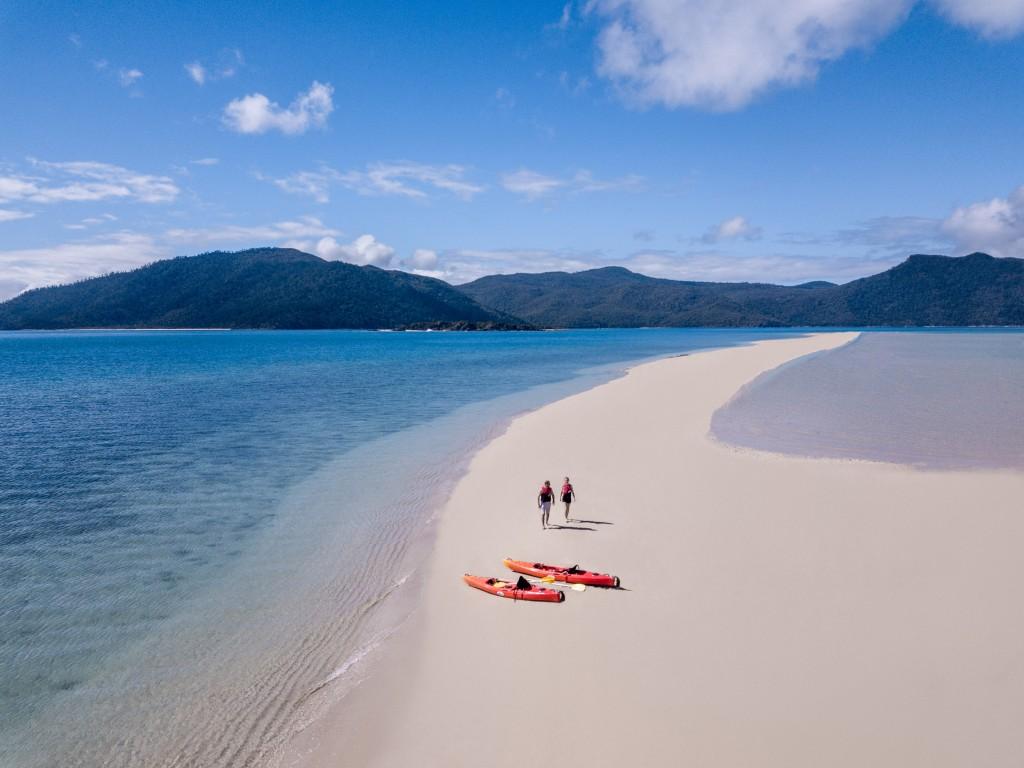 Hayman Island discover