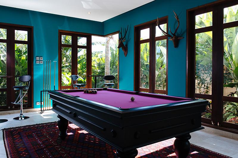 villa-umah-daun-games-room