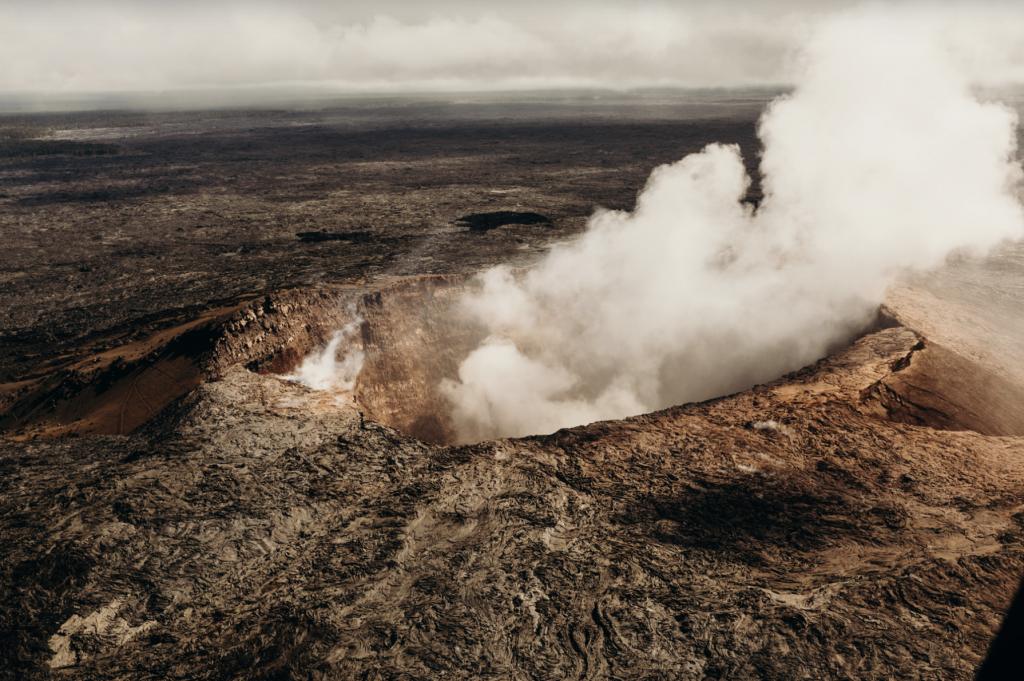 Hawaii Volcanoes National Park (HTO)