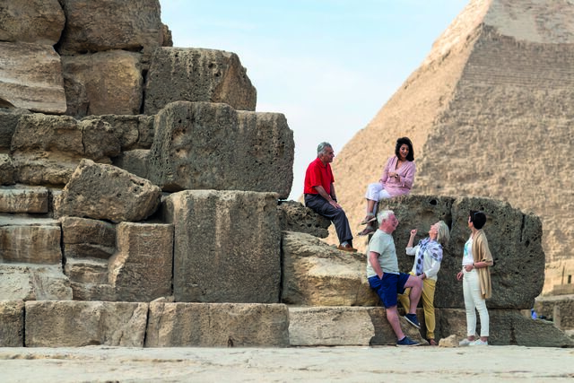 Insight Vacations, Egypt