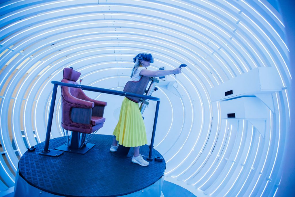 Fly, British Airways' virtual reality experience, comes to the North East