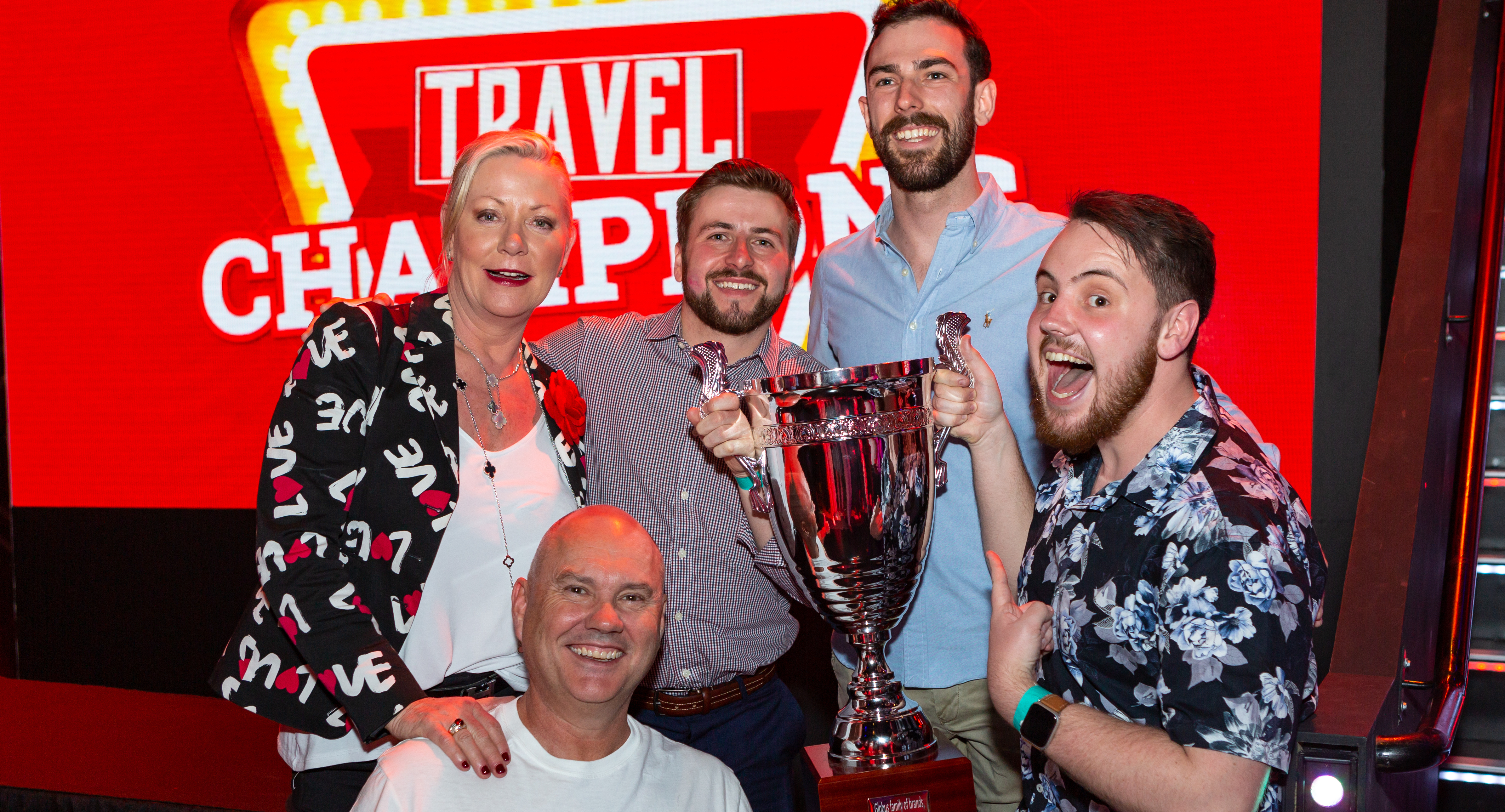 Globus crowns first-ever travel gameshow champions