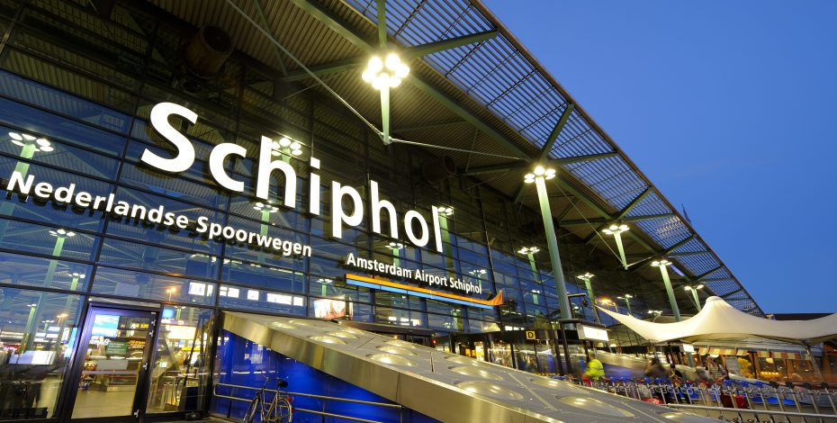 Amsterdam airport security alert a false alarm, after crew member accidentally sets off hijack warning - Travel Weekly