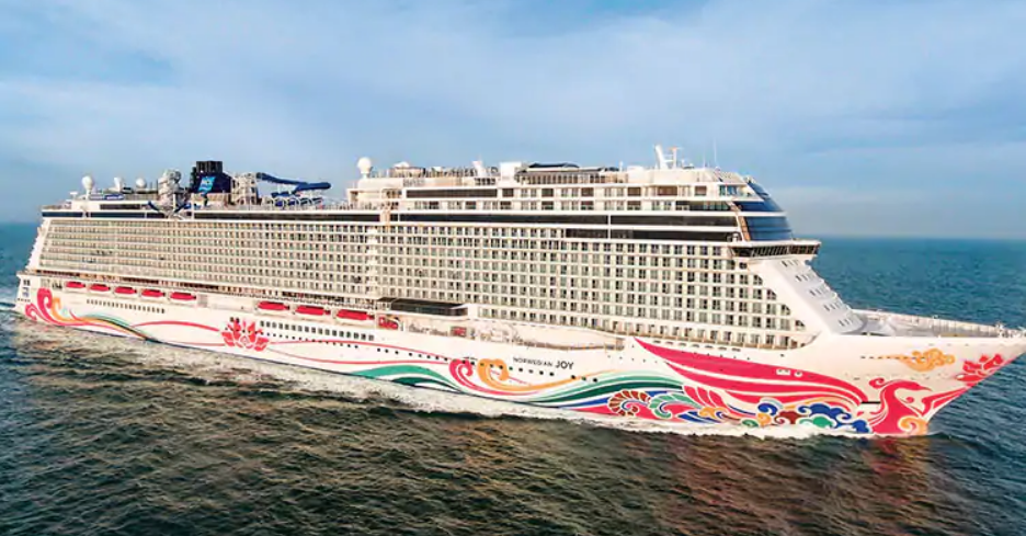 Norwegian Joy Passengers Fall Ill For Second Time In A
