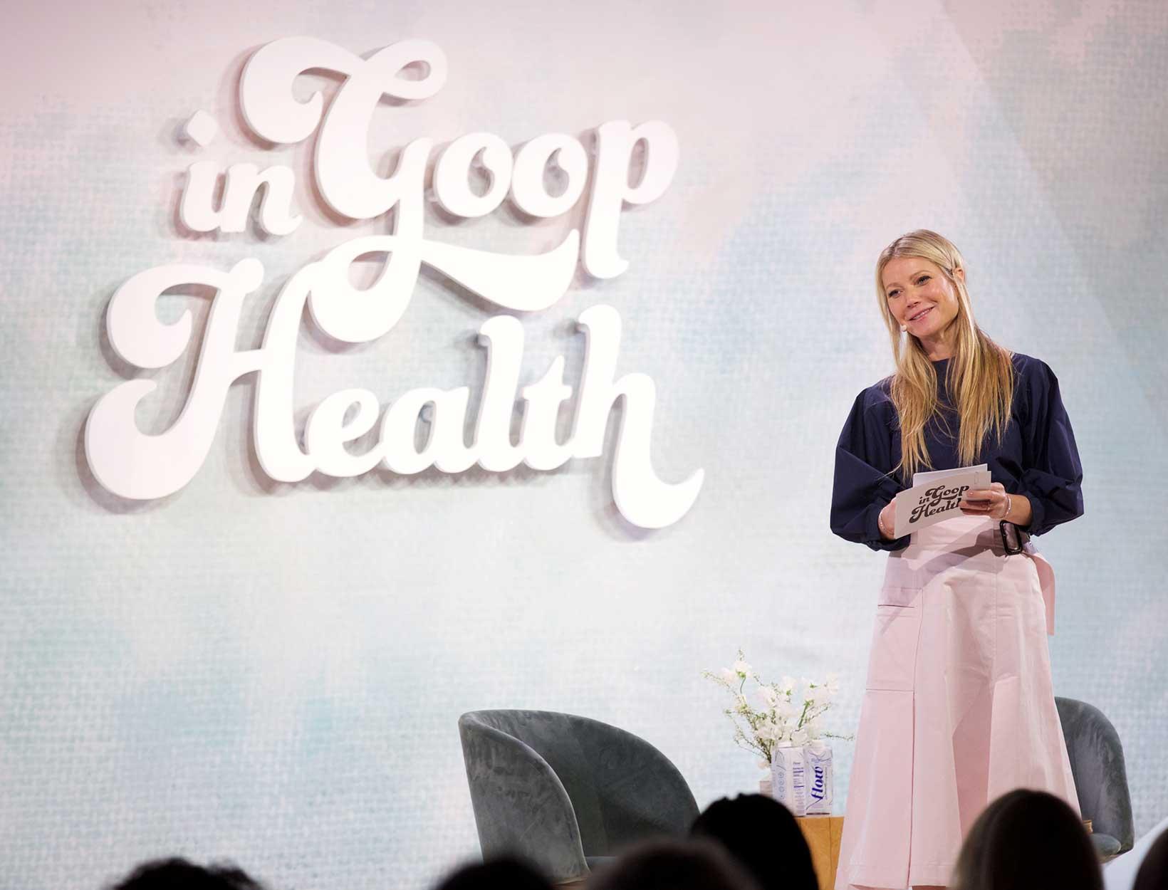 Get Ready for Gwyneth Paltrows Goop Wellness Summit